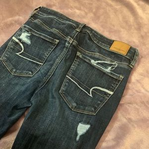 American Eagle Outfitters Jeans - American Eagle 6 Long Jeans